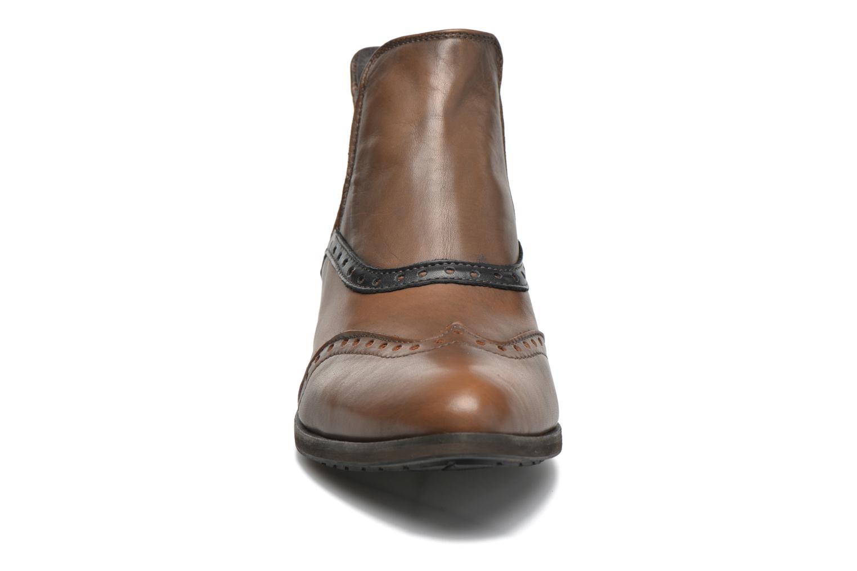 Bottines et boots Dkode Solvi Marron vue portées chaussures