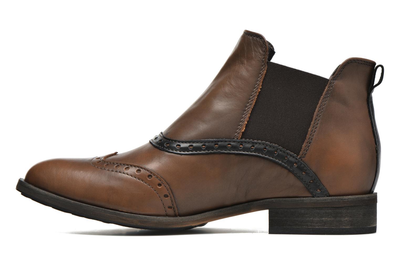 Stiefeletten & Boots Dkode Solvi braun ansicht von vorne