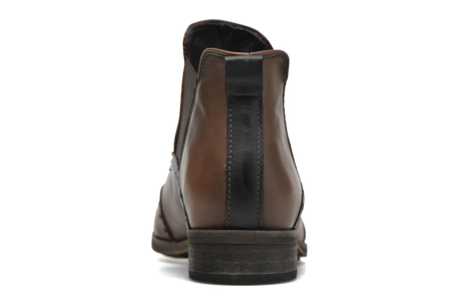 Ankle boots Dkode Solvi Brown view from the right
