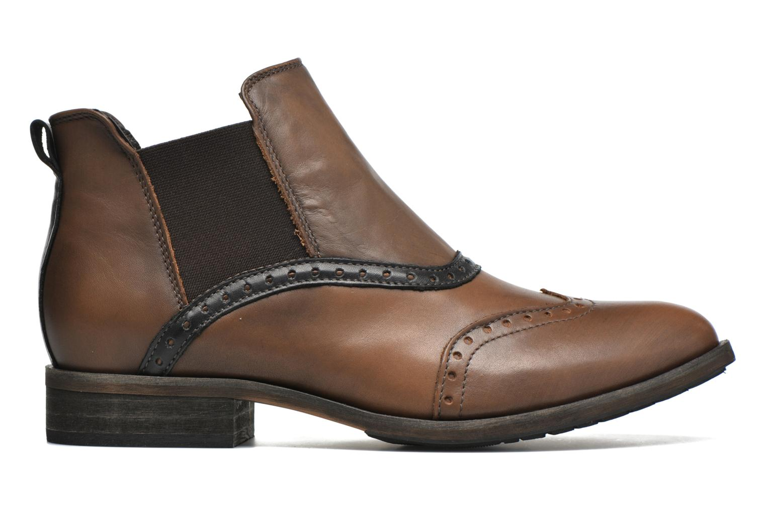 Ankle boots Dkode Solvi Brown back view