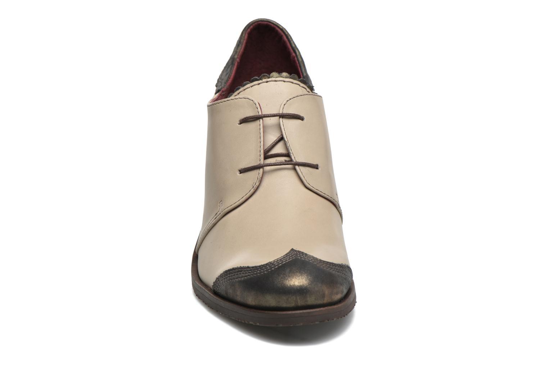 Chaussures à lacets Dkode Trixy Gris vue portées chaussures