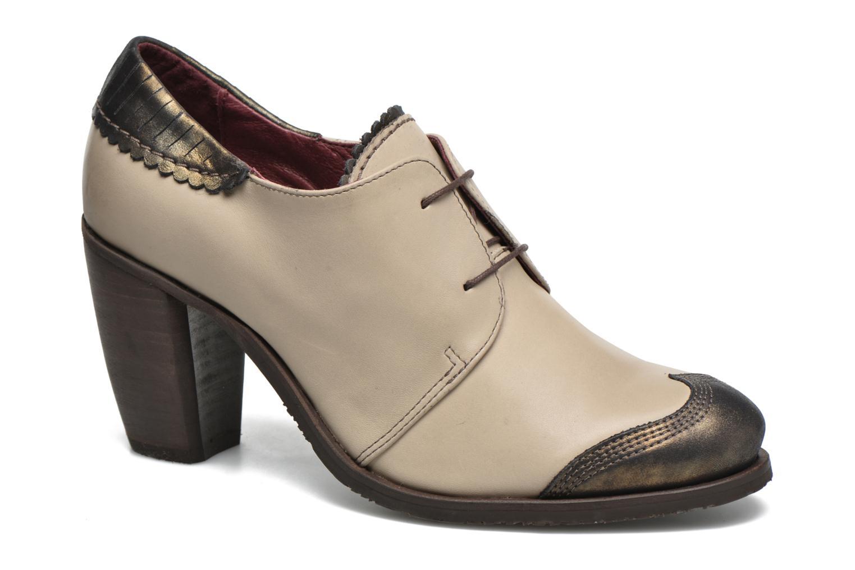 Chaussures à lacets Dkode Trixy Gris vue détail/paire