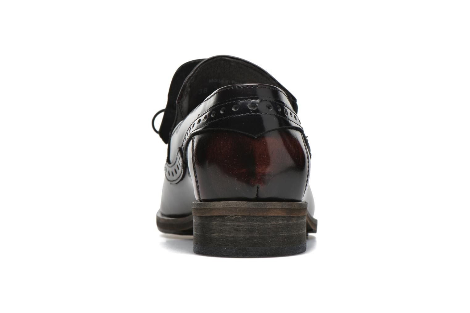 Loafers Dkode Sirian Red view from the right