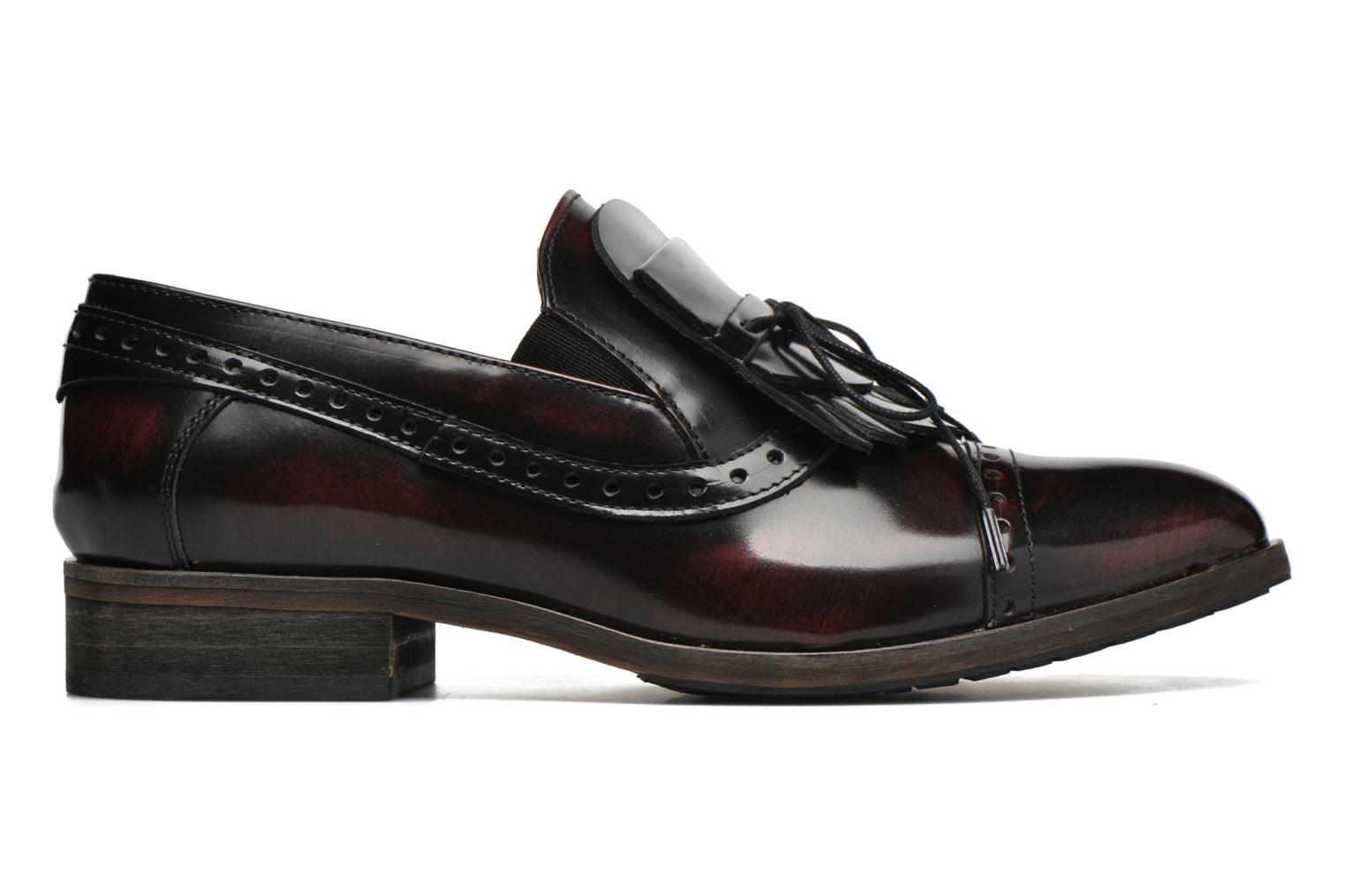Loafers Dkode Sirian Red back view