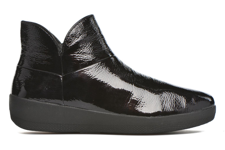 Bottines et boots FitFlop Supermod Leather Ankle Boots Noir vue derrière