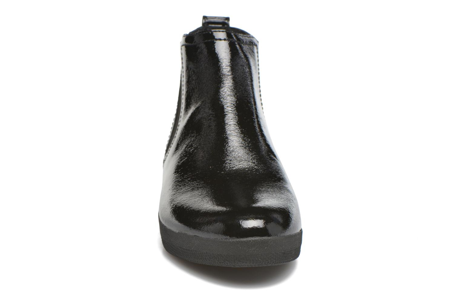 Superchelsea Boot Black Patent