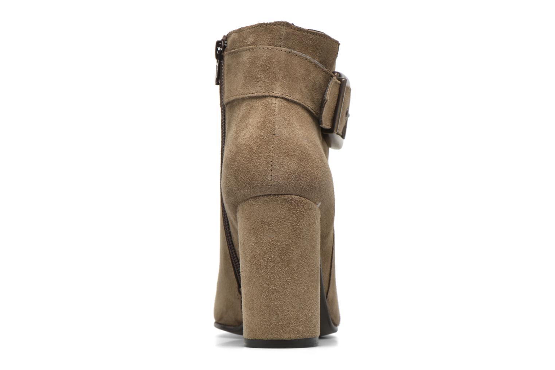 Stiefeletten & Boots Georgia Rose Mabouk beige ansicht von rechts