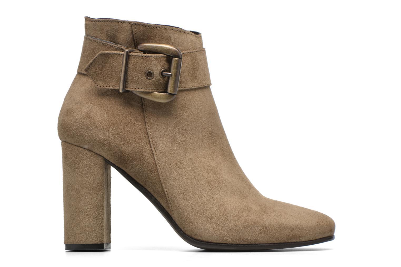 Stiefeletten & Boots Georgia Rose Mabouk beige ansicht von hinten