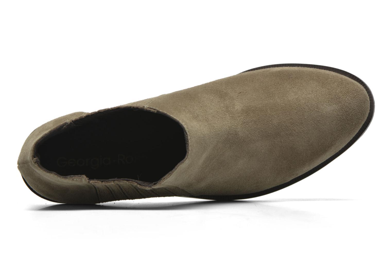 Stiefeletten & Boots Georgia Rose Matiag beige ansicht von links