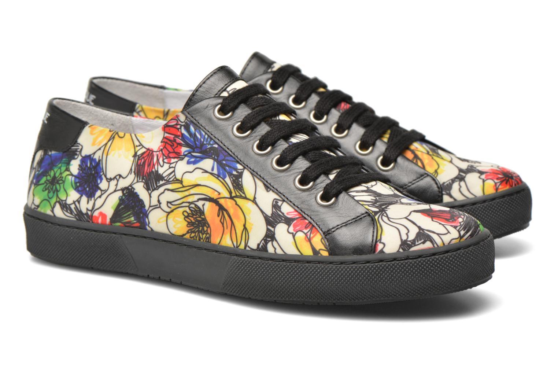 Chaussures à lacets Boutique Moschino Flower Multicolore vue 3/4