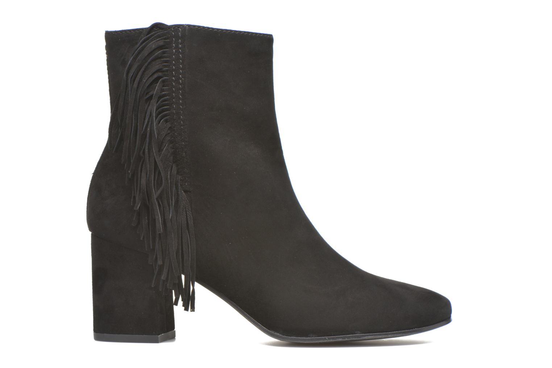 Bottines et boots Frye Jodi Fringe Short Noir vue derrière