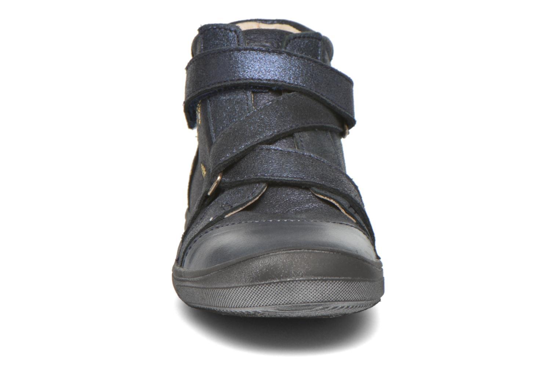 Velcro shoes Catimini Monarque Blue model view