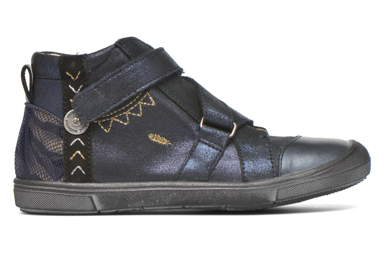 Velcro shoes Catimini Monarque Blue back view