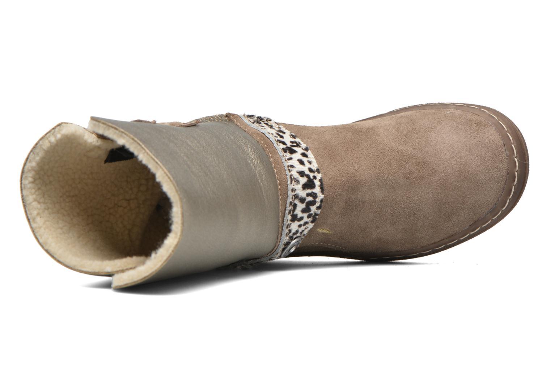 Støvler & gummistøvler Catimini Calandre Brun se fra venstre