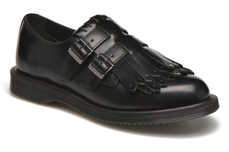Ellaria black polished smooth