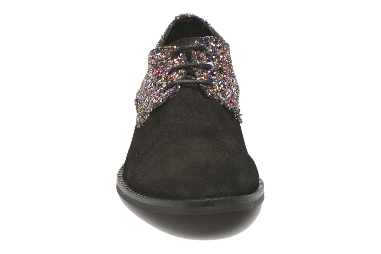 Scarpe con lacci Yep Georgine Multicolore modello indossato