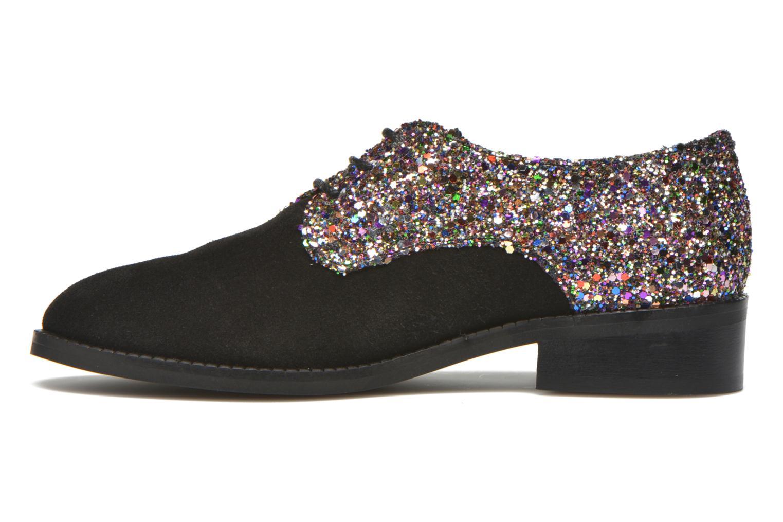 Zapatos con cordones Yep Georgine Multicolor vista de frente