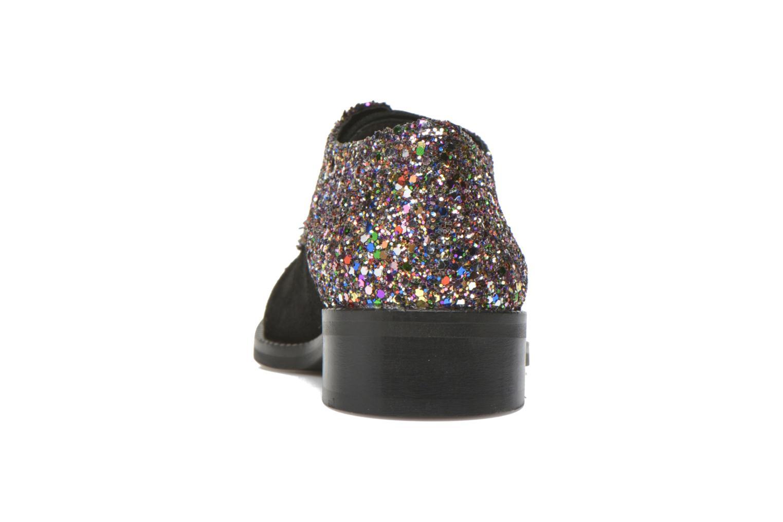 Chaussures à lacets Yep Georgine Multicolore vue droite