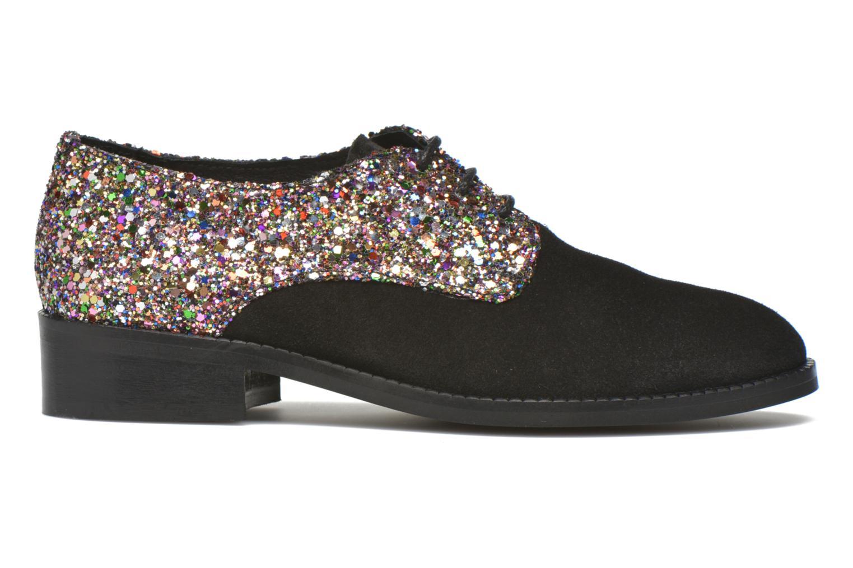 Chaussures à lacets Yep Georgine Multicolore vue derrière