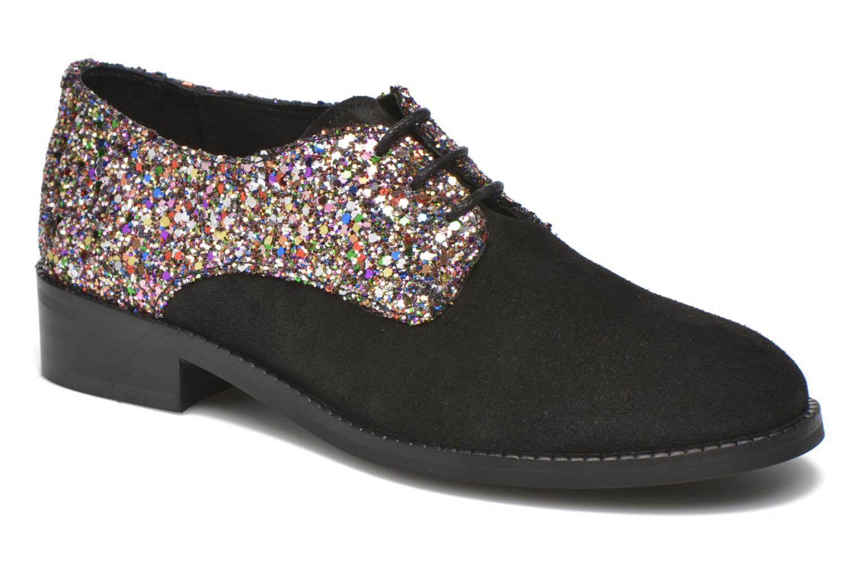 Chaussures à lacets Yep Georgine Multicolore vue détail/paire