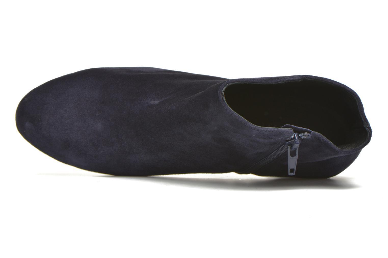 Bottines et boots Minelli Jipé Bleu vue gauche