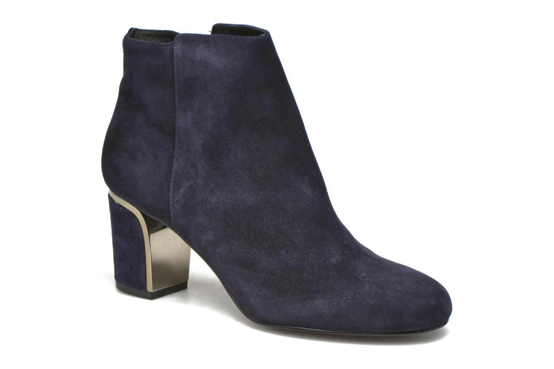 Bottines et boots Minelli Jipé Bleu vue détail/paire
