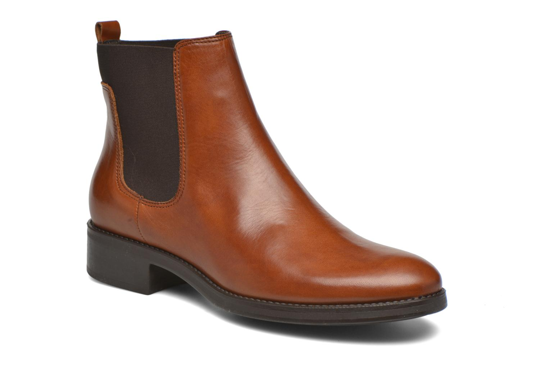 Minelli Hedde (Marron) - Bottines et boots chez Sarenza (267205)