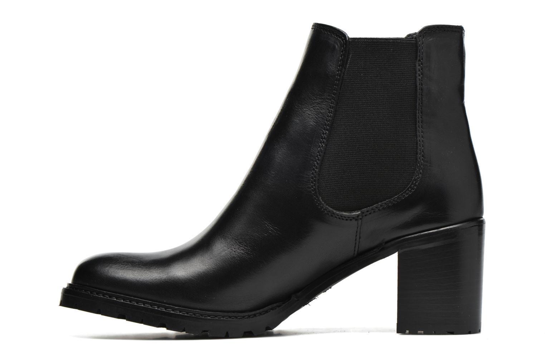 Bottines et boots Minelli Elev Noir vue face