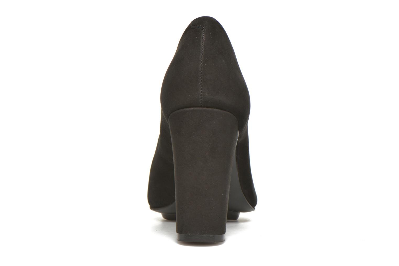 High heels Minelli Uljia Black view from the right