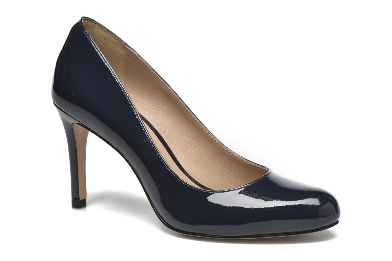 Escarpins Minelli Ebeau Bleu vue détail/paire