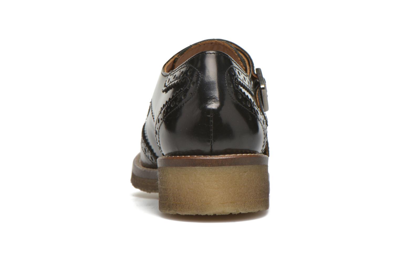 Loafers Minelli Baxe Svart Bild från höger sidan