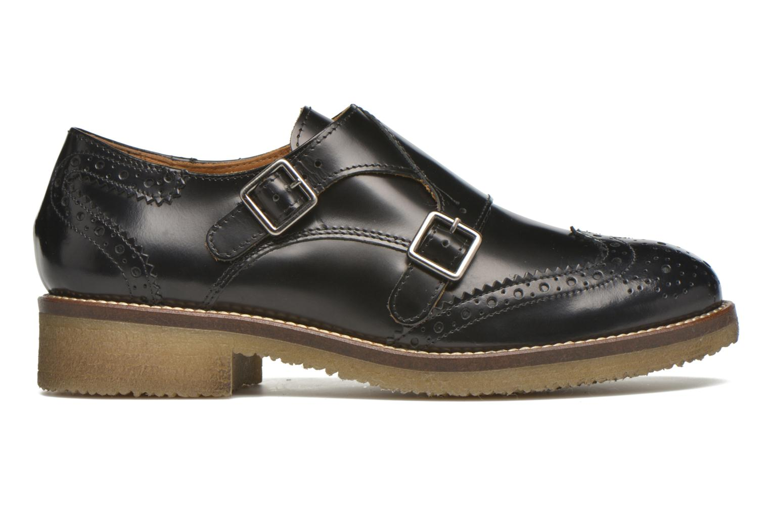 Loafers Minelli Baxe Black back view