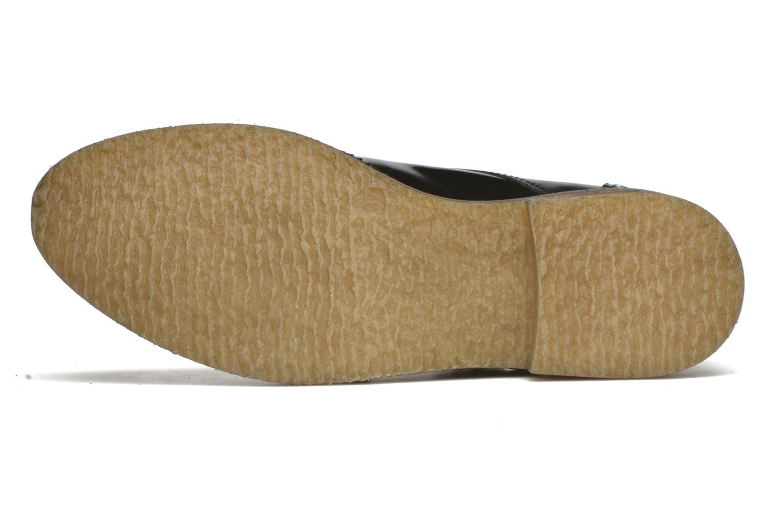Loafers Minelli Baxe Black view from above