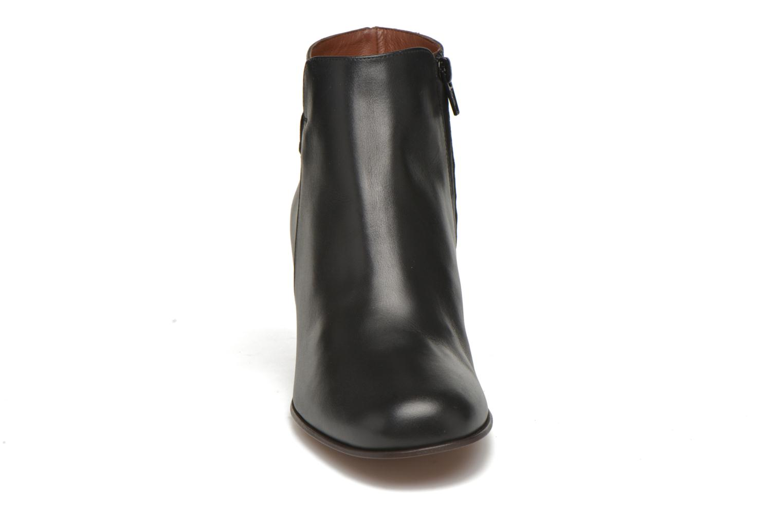 Bottines et boots Minelli Gezial Noir vue portées chaussures