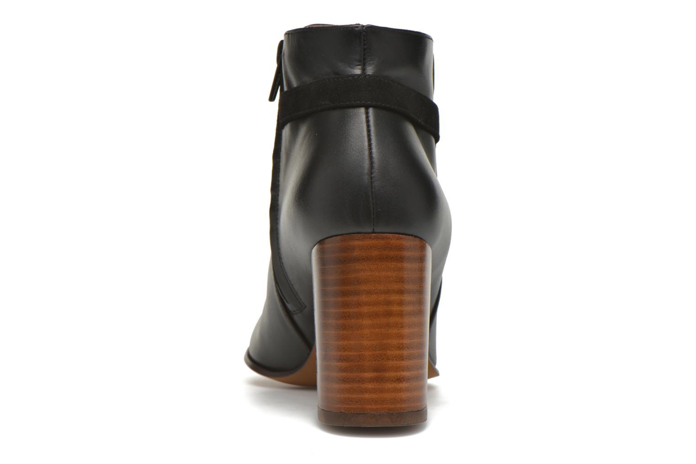Bottines et boots Minelli Gezial Noir vue droite
