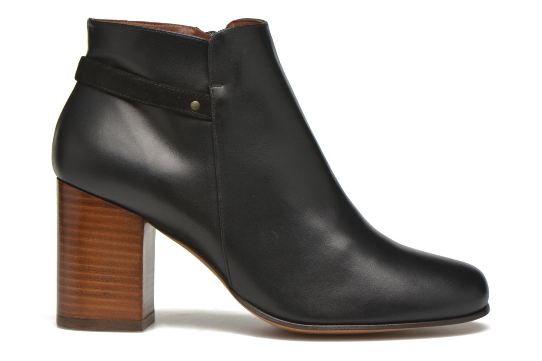 Boots en enkellaarsjes Minelli Gezial Zwart achterkant