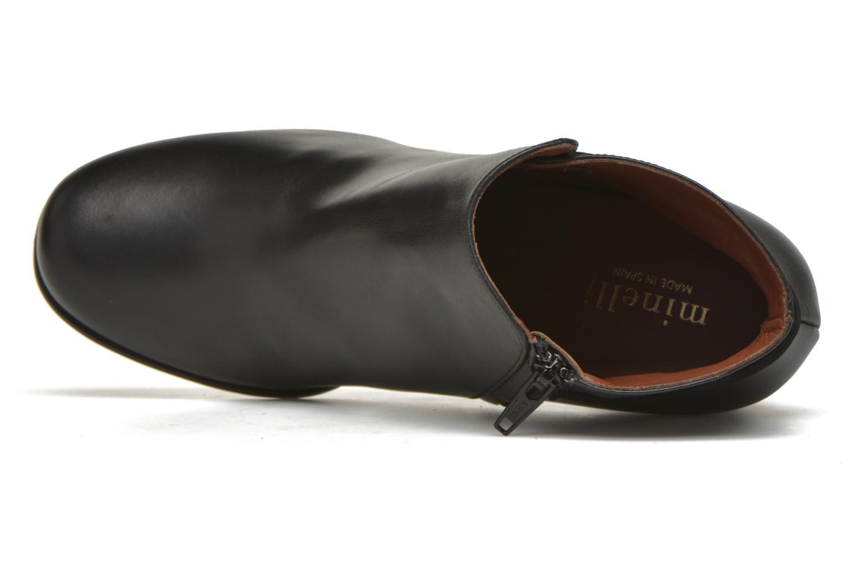 Boots en enkellaarsjes Minelli Gezial Zwart links