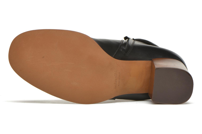 Boots en enkellaarsjes Minelli Gezial Zwart boven