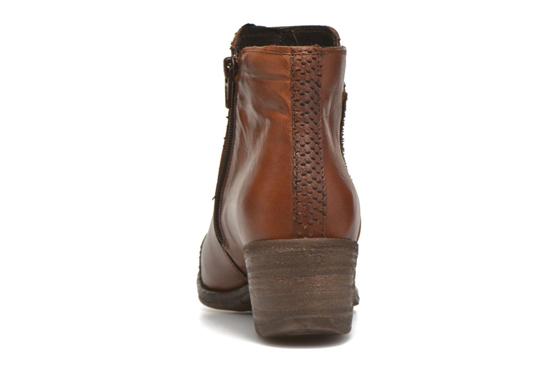 Bottines et boots Khrio Sorolono Marron vue droite