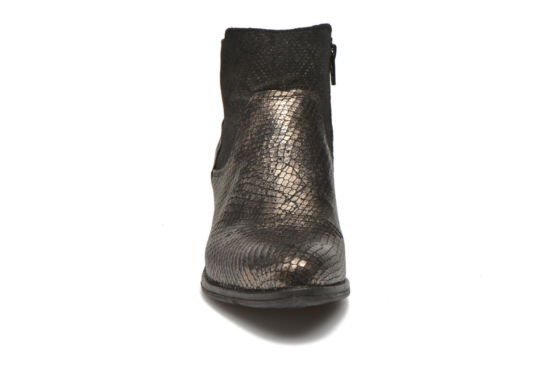 Bottines et boots Khrio Tortora Or et bronze vue portées chaussures
