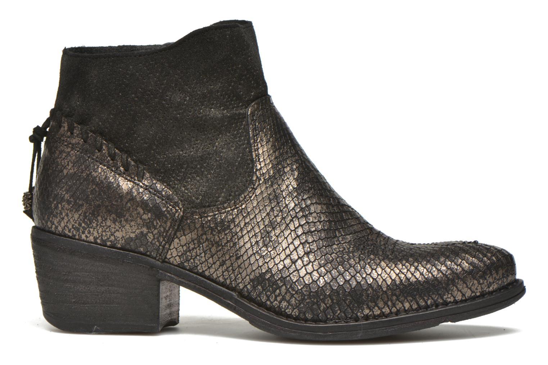 Bottines et boots Khrio Tortora Or et bronze vue derrière