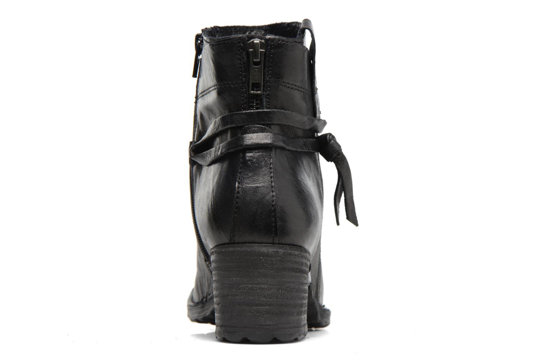 Bottines et boots Khrio Oréona Noir vue droite