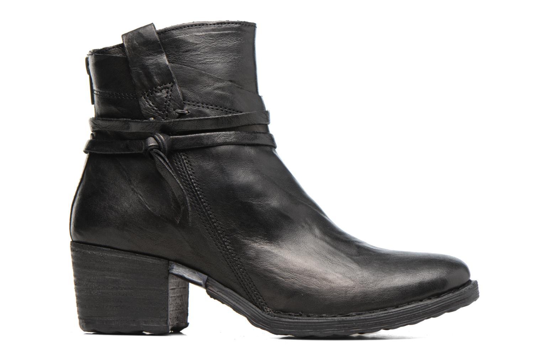 Bottines et boots Khrio Oréona Noir vue derrière