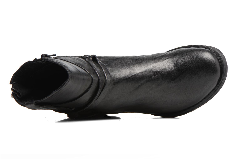 Bottines et boots Khrio Oréona Noir vue gauche