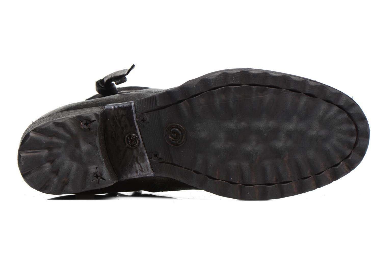 Stiefeletten & Boots Khrio Oréona schwarz ansicht von oben
