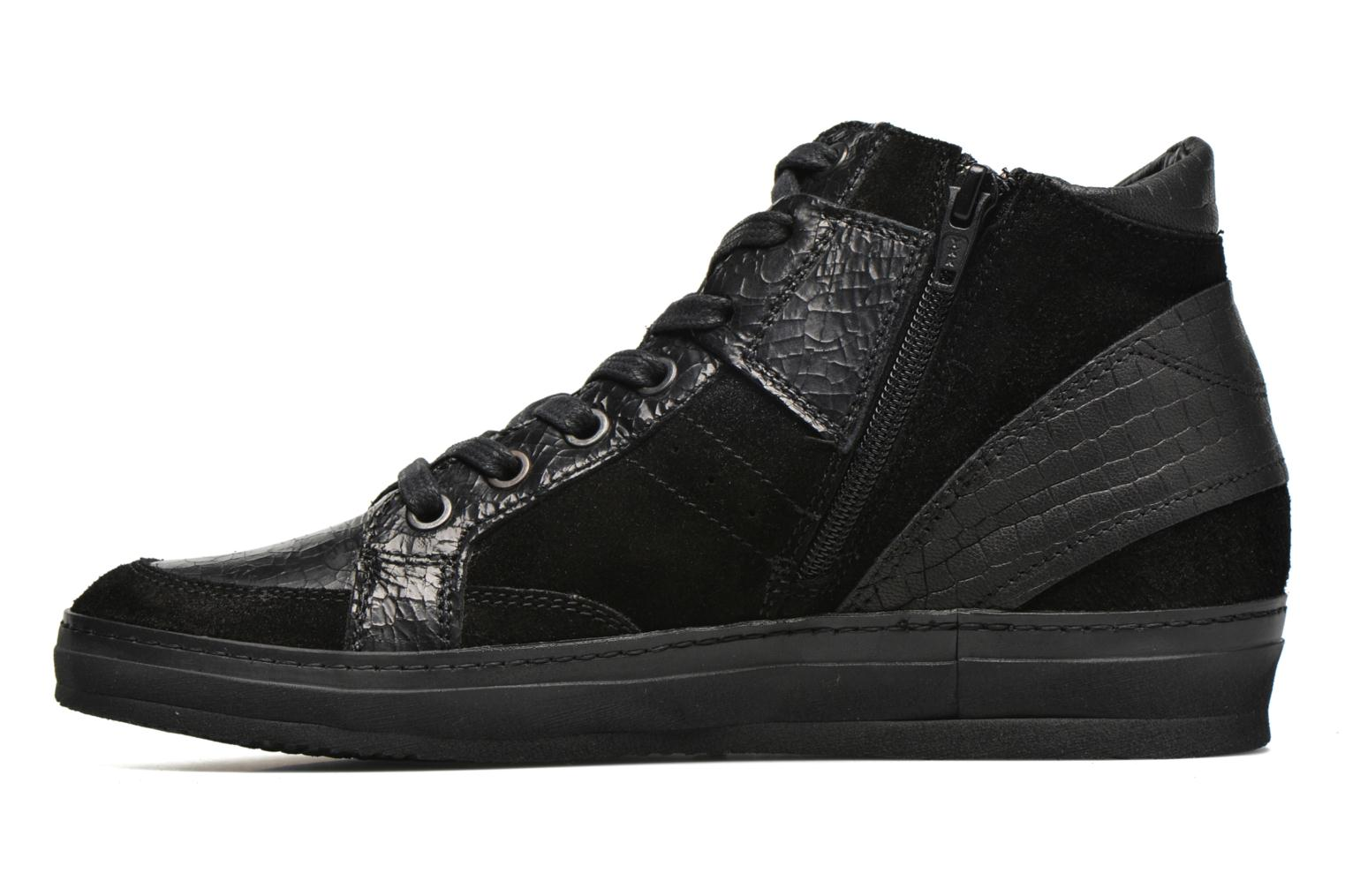 Trainers Khrio Broma Black front view