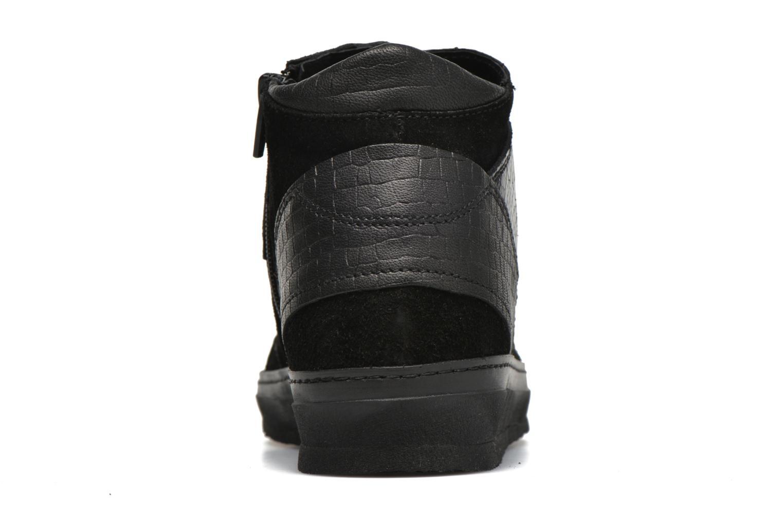 Baskets Khrio Broma Noir vue droite