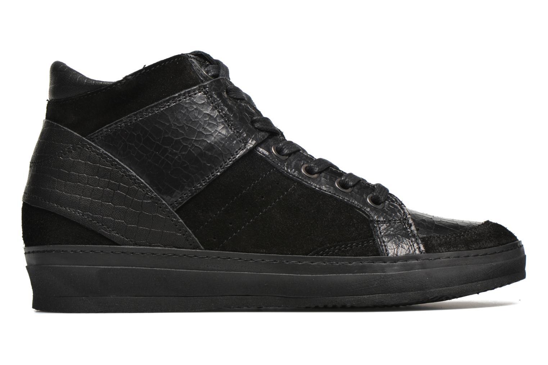 Sneaker Khrio Broma schwarz ansicht von hinten