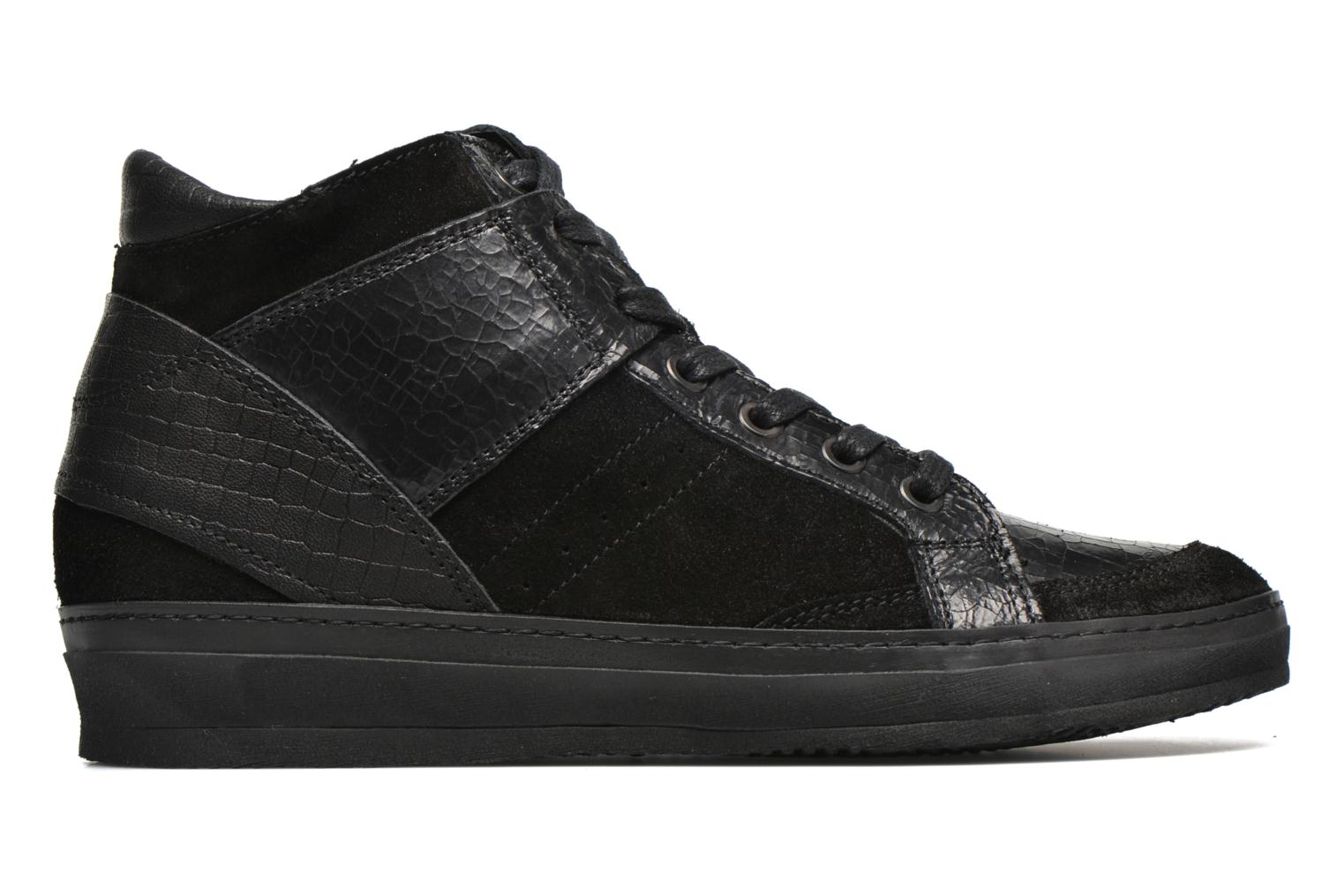 Trainers Khrio Broma Black back view