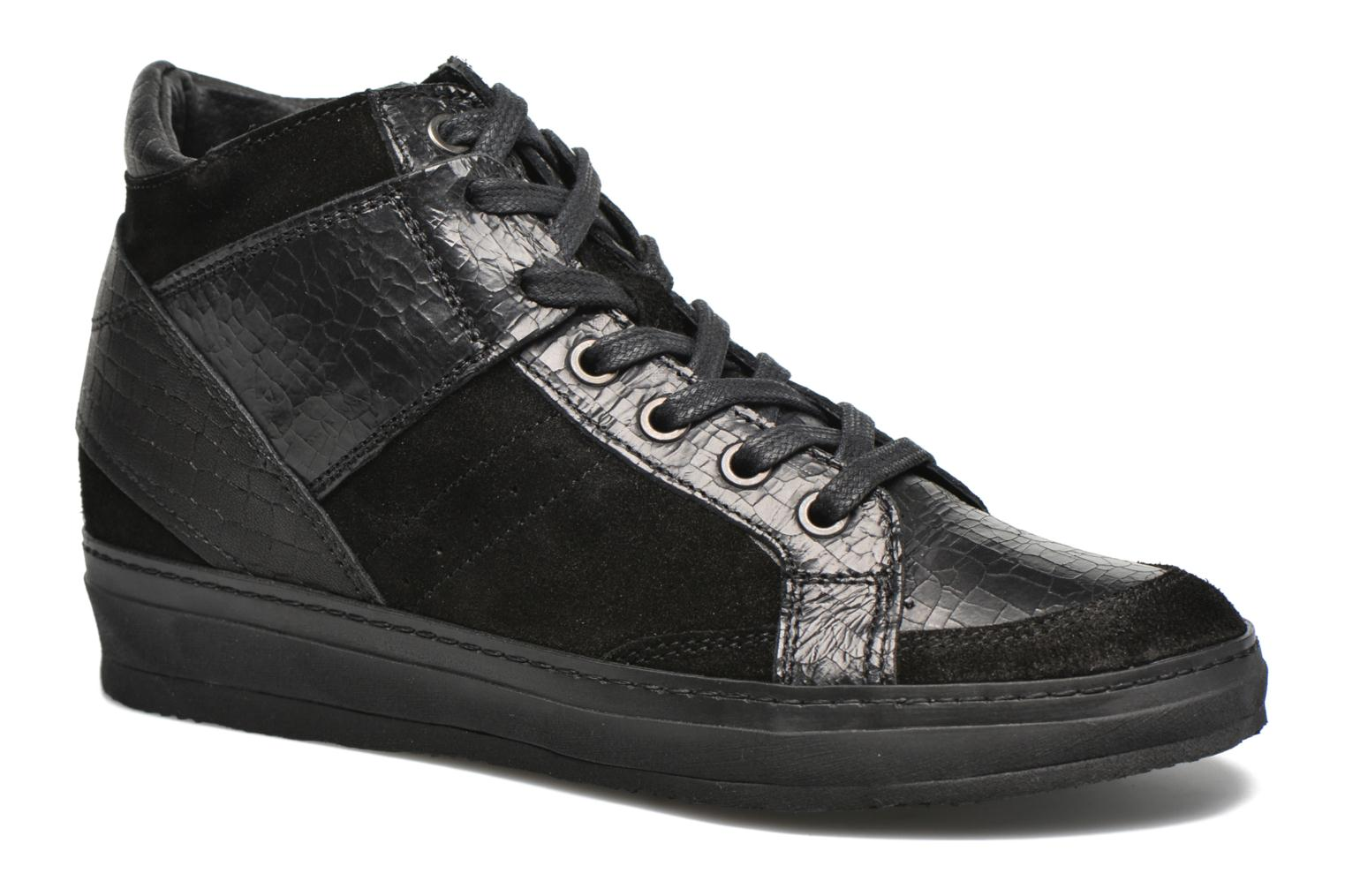 Trainers Khrio Broma Black detailed view/ Pair view